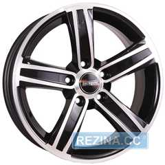 Купить TECHLINE 628 BD R16 W6.5 PCD5x110 ET37 DIA65.1