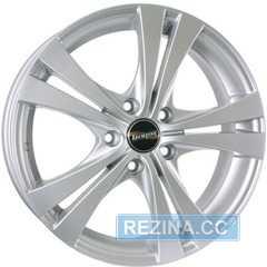 Купить TECHLINE 716 S R17 W6.5 PCD5x114.3 ET45 HUB67.1