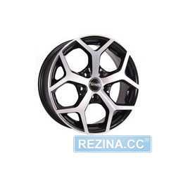 Купить TECHLINE 721 BD R17 W7.5 PCD5x108 ET50 HUB67.1