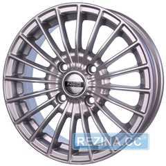Купить TECHLINE Neo 537 S R15 W6 PCD5x112 ET45 HUB57.1