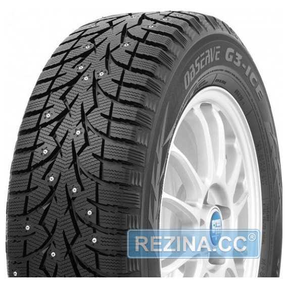 Купить Зимняя шина TOYO Observe Garit G3-Ice 275/40R19 105T (Шип)