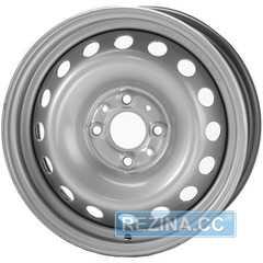 Купить TREBL 53A45R Silver R14 W5.5 PCD4x100 ET45 HUB54.1