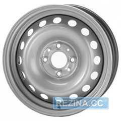 Купить TREBL 53B35B Silver R14 W5.5 PCD4x98 ET35 HUB58.6