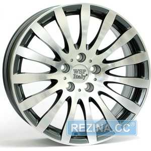 Купить WSP ITALY Glazgo W663 (ANT.POL.) R17 W8 PCD5x120 ET15 HUB74.1