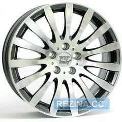 Купить WSP ITALY Glazgo W663 (ANT.POL.) R18 W8 PCD5x120 ET15 HUB74.1