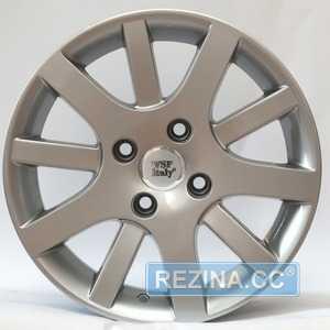 Купить WSP ITALY LYON W850 silver R17 W7 PCD4x108 ET16 HUB65.1