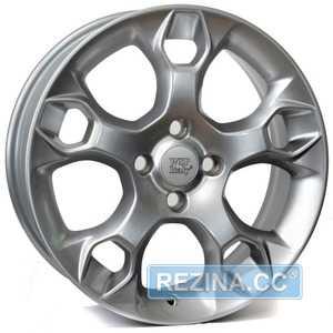 Купить WSP ITALY Nurnberg W951 SILVER R16 W6.5 PCD4x108 ET52.5 HUB63.4