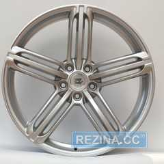 Купить WSP ITALY Pompei W560 (SILVER) R19 W8.5 PCD5x112 ET32 HUB66.45
