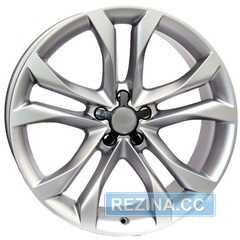 Купить WSP ITALY Seattle W563 Silver R19 W8.5 PCD5x112 ET43 HUB66.6