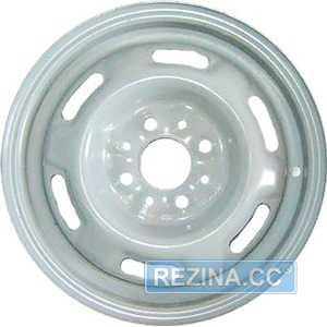 Купить КРКЗ ВАЗ 2108 белый R13 W5.5 PCD4x98 ET16 HUB59