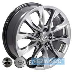 Купить REPLICA MAZDA D5051 HB R17 W7 PCD5x114.3 ET50 DIA67.1