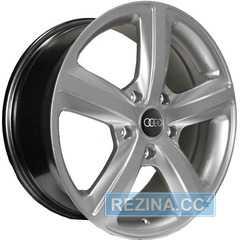 Купить REPLICA AUDI Z243 HB R18 W8 PCD5x130 ET55 DIA71.6