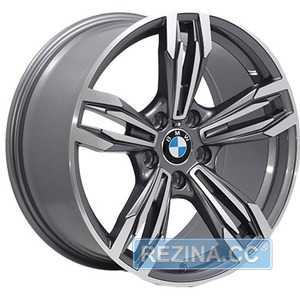 Купить REPLICA BMW BK707 GP R18 W9.5 PCD5x120 ET38 DIA74.1