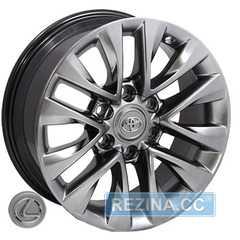 Купить REPLICA TOYOTA D6073 HB R18 W7.5 PCD6x139.7 ET25 DIA106.2
