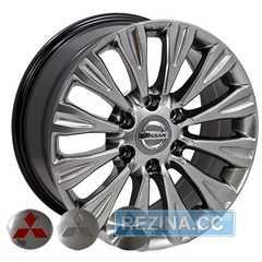 Купить REPLICA NISSAN BK812 HB R18 W8 PCD6x139.7 ET35 DIA77.8