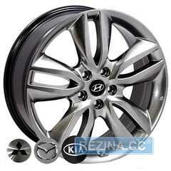 Купить REPLICA MAZDA BK5002 HB R19 W7.5 PCD5x114.3 ET49.5 DIA67.1