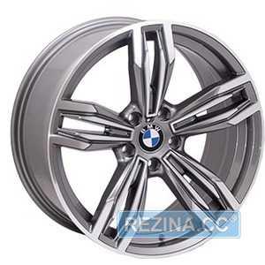 Купить ALLANTE 5035 GMF R19 W9.5 PCD5x120 ET33 DIA74.1