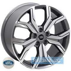 Купить ZW LA5214 MGRA R20 W9 PCD5x120 ET42 DIA72.6