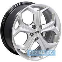Купить ZW BK675 HS R17 W7 PCD5x108 ET52.5 DIA63.4