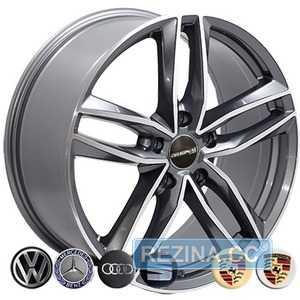 Купить ZW BK690 GP R17 W7.5 PCD5x112 ET42 DIA66.6