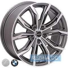 Купить ZW 2747 MK-P R17 W7.5 PCD5x114.3 ET42 DIA67.1