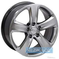 Купить ZW D5105 HB R17 W7 PCD5x114.3 ET38 DIA60.1