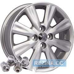Купить ZF M226 S R15 W5.5 PCD4x100 ET45 DIA54.1
