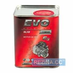 Моторное масло EVO E3 - rezina.cc