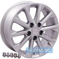 Купить ZF M762 S R16 W6.5 PCD5x114.3 ET45 DIA60.1