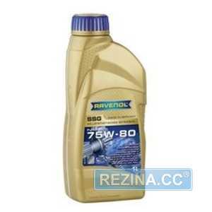 Купить Трансмиссионное масло RAVENOL SSG 75W-80 API GL-4 (1л)