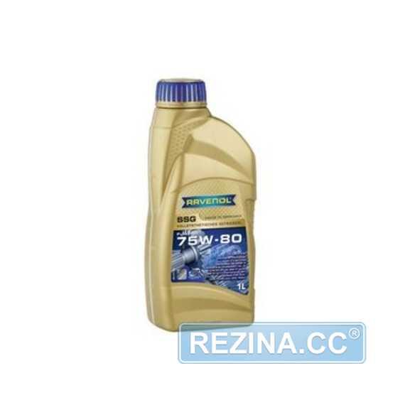 Трансмиссионное масло RAVENOL SSG - rezina.cc