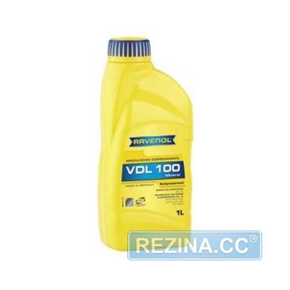 Компрессорное масло RAVENOL Kompressorenoel VDL 100 - rezina.cc