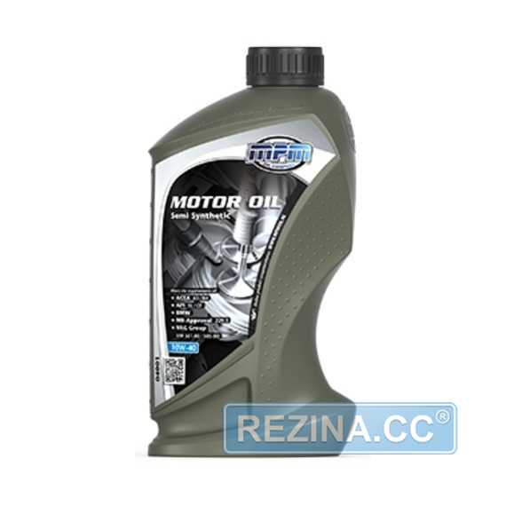 Моторное масло MPM Motor Oil Semi Synthetic - rezina.cc