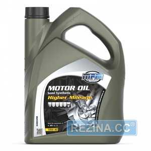 Купить Моторное масло MPM Motor Oil Semi Synthetic Higher Mileage 10W-40 (5л)