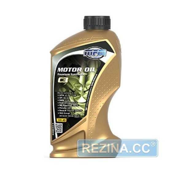 Моторное масло MPM Motor Oil Premium Synthetic C3 - rezina.cc
