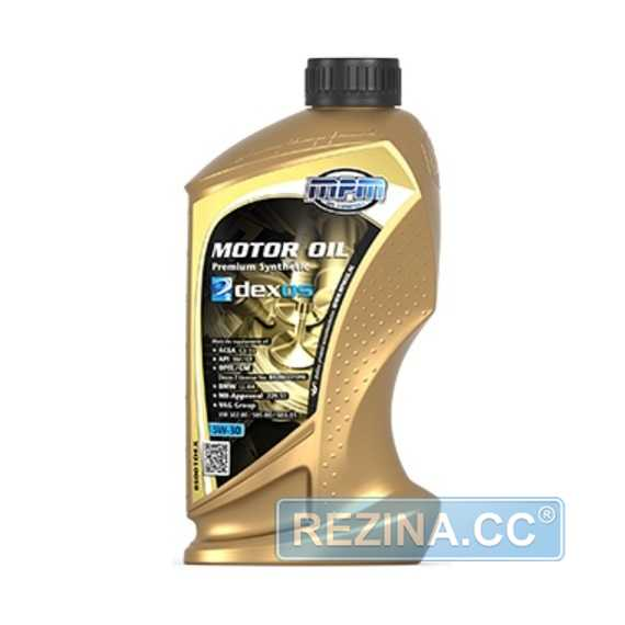 Моторное масло MPM Motor Oil Premium Synthetic GM - rezina.cc