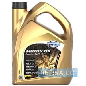 Купить Моторное масло MPM Motor Oil Premium Synthetic 5W-40 (4л)