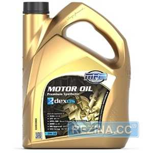 Купить Моторное масло MPM Motor Oil Premium Synthetic GM 5W-30 Dexos II (5л)