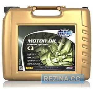 Купить Моторное масло MPM Motor Oil Premium Synthetic C3 5W-40 (20л)