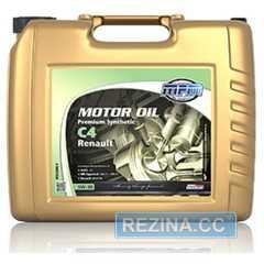 Моторное масло MPM Motor Oil Premium Synthetic C4 - rezina.cc
