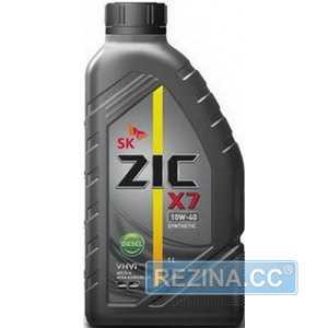 Купить Моторное масло ZIC X7 Diesel 10W-40 (1л)