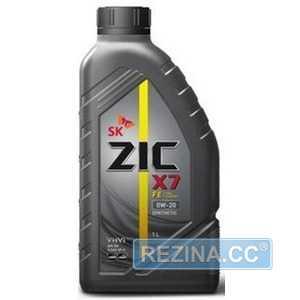 Купить Моторное масло ZIC X7 0W-20 (1л)