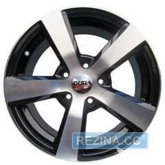 Купить DISLA Formula 503 BD R15 W6.5 PCD4x100 ET35 DIA56.6