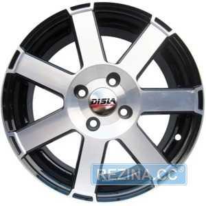 Купить DISLA Hornet 501 BD R15 W6.5 PCD5x112 ET35 DIA66.6