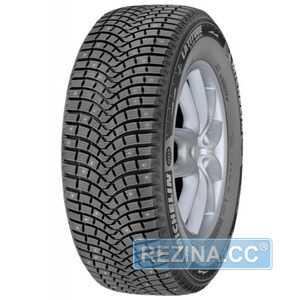 Купить Зимняя шина MICHELIN Latitude X-Ice North 2 255/50R19 107T (Шип)