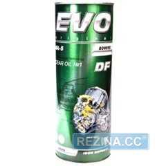 Трансмиссионное масло EVO DF - rezina.cc