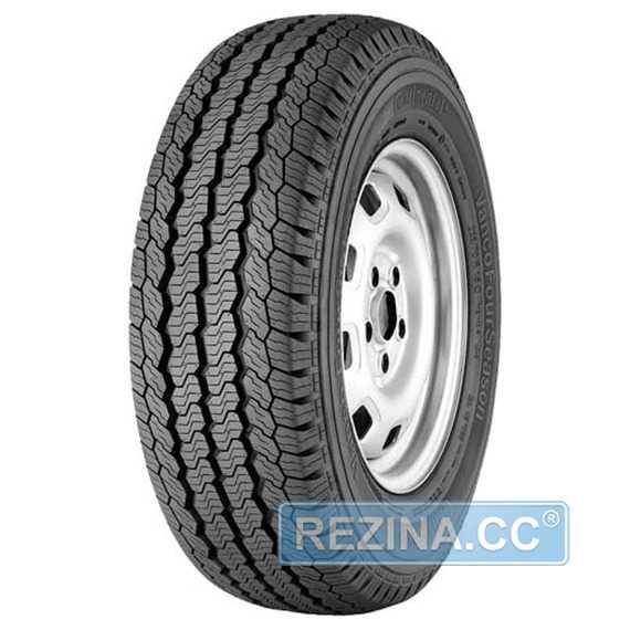 Всесезонная шина CONTINENTAL VancoFourSeason - rezina.cc