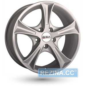 Купить DISLA Luxury 706 SD R17 W7.5 PCD5x108 ET40 DIA67.1