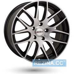 Купить DISLA MUNICH 816 BD R18 W8 PCD5x114.3 ET40 DIA67.1