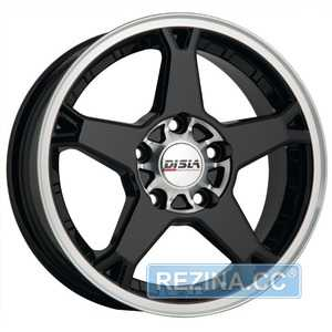Купить DISLA RAPIDE 509 BD R15 W6.5 PCD5x108 ET35 DIA67.1